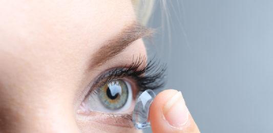 soczewki kontaktowe fotochromy